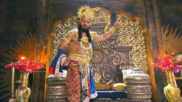Radhey  Krishn Serial: Krishna - Arjun Gatha 08 November Episode