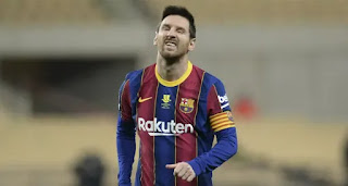 List of possible games Barcelona captain Messi could miss through suspension