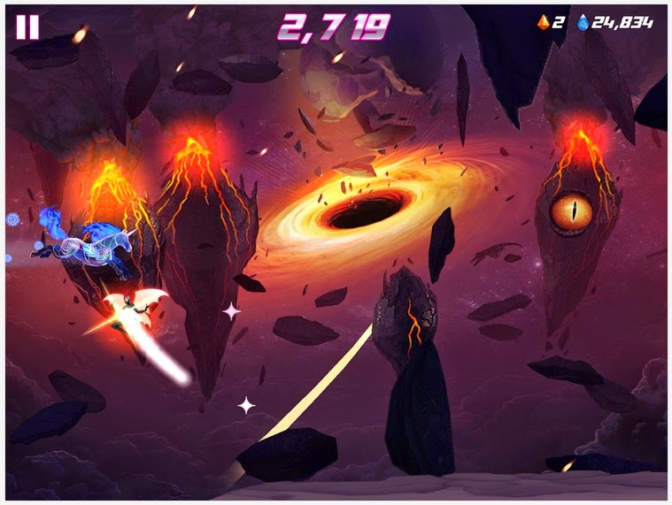 Robot Unicorn Attack 2 v1.6.2 Apk