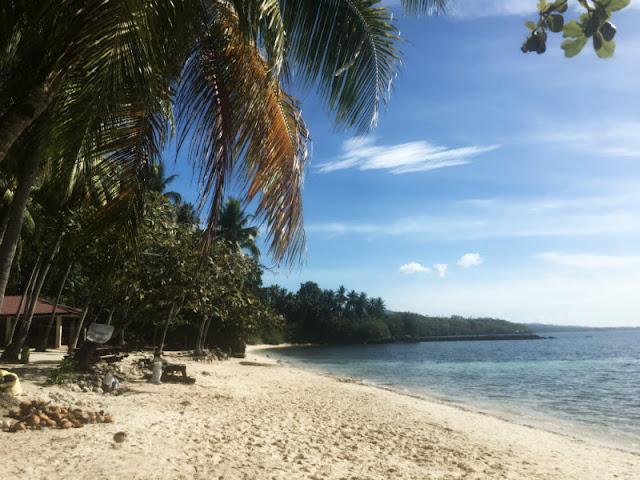 Dalaguete Beach Park Casay Beach - Casay, Dalaguete Cebu