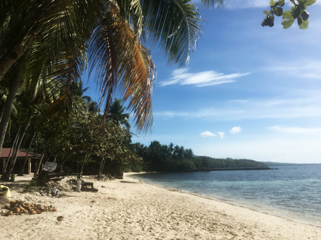 Beautiful Beaches in south Cebu - Casay Beach, officially known as Dalaguete Beach Park, is also a beautiful white sand beach in south Cebu, situated in the southeastern town of Dalaguete.