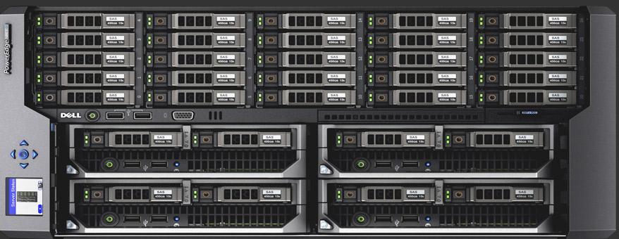 Blade Server Hpe Bl460c Vs Dell M630 Route Xp