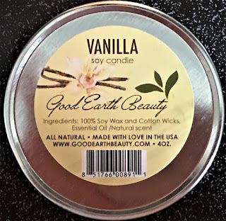 Good Earth Beauty Exclusives Soy Candle