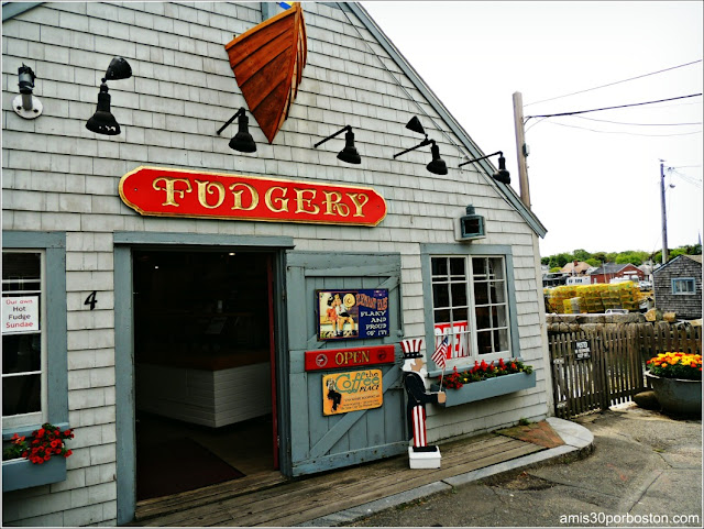 Comercios de Rockport, Massachusetts