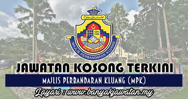 Jawatan Kosong 2017 di Majlis Perbandaran Kluang (MPK)