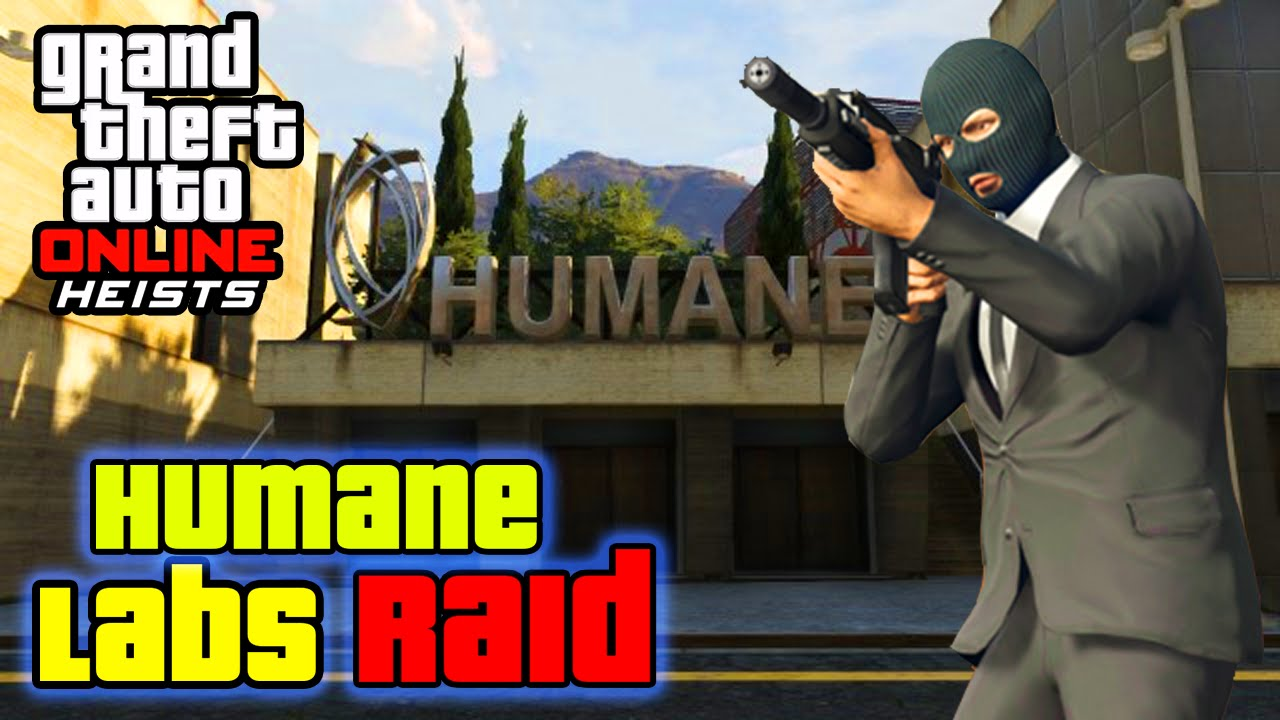 The Humane Labs Raid - $ 675,000