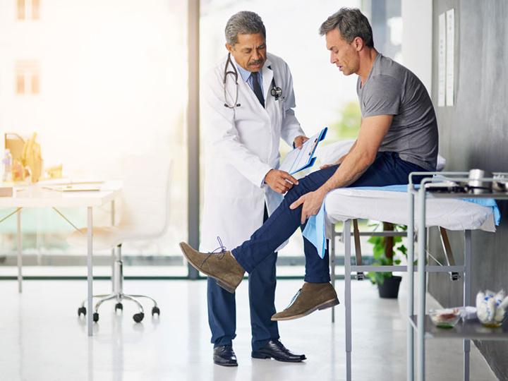 Sakit Lutut Tips Rawatan