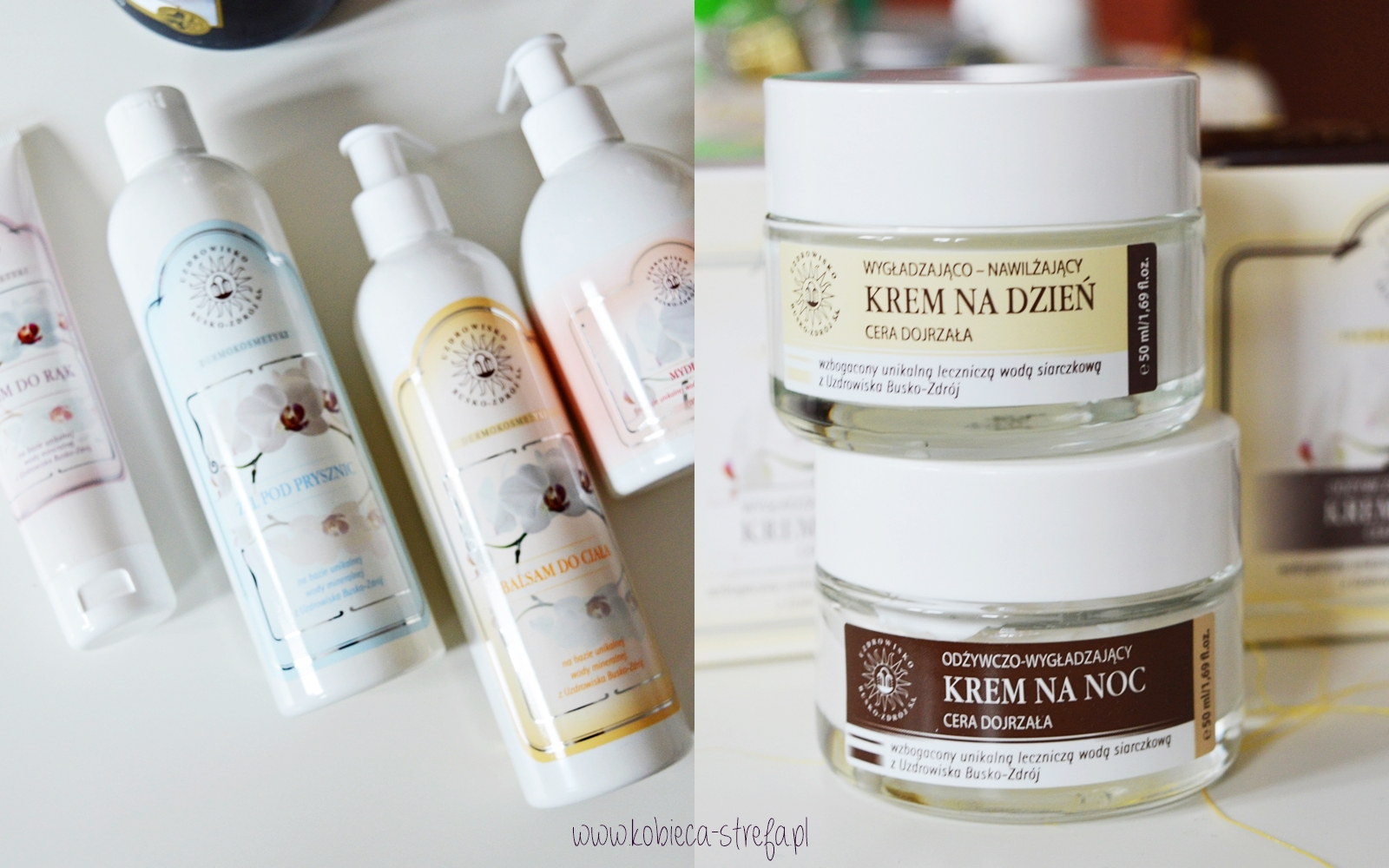 Słoneczne kosmetyki z Uzdrowiska Busko Zdrój