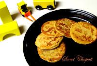 sweet chappati