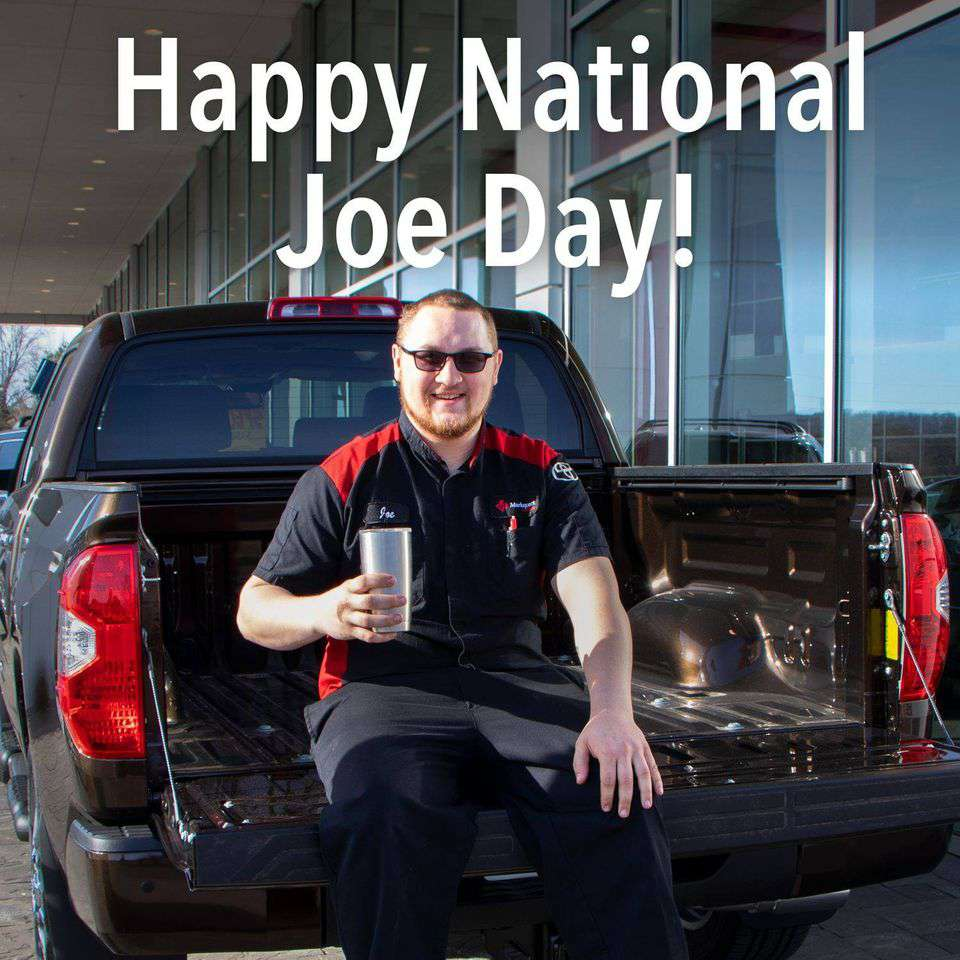 National Joe Day Wishes Unique Image