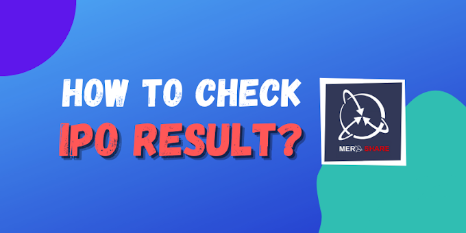 How to check IPO Result in Nepal | 3 New Sites [2021]
