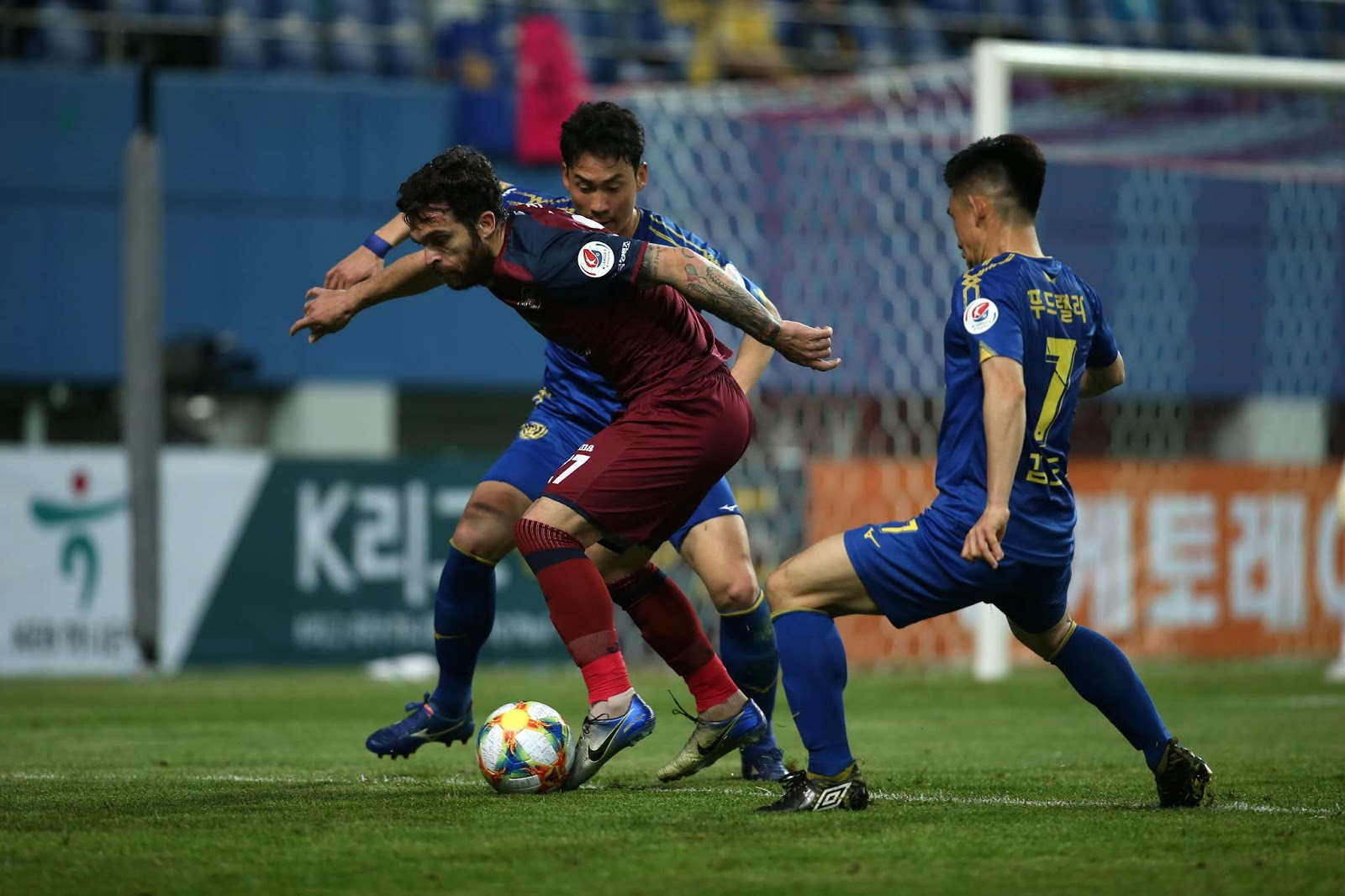 Preview: Daejeon Citizen vs Asan Mugunghwa K League 2 Round 21