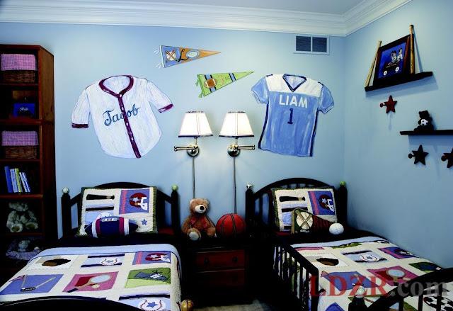 Boys Bedroom Ideas Sports | Bathroom Latest Collections