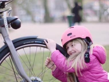 sepeda pintar google