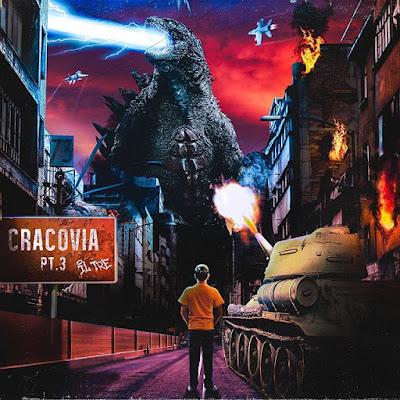 copertina di cracovia pt.3 uscita il 3 settembre su Apple music e spotify