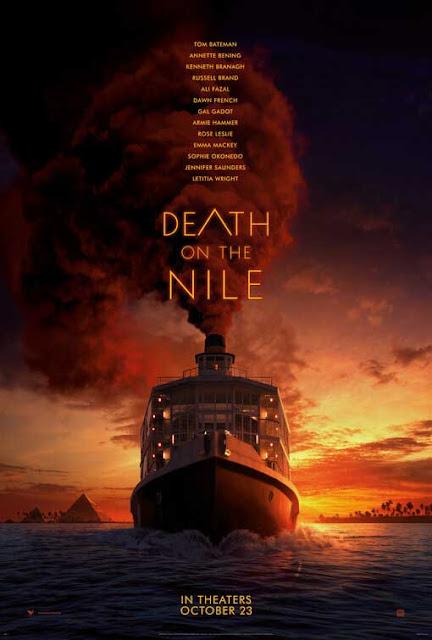 فيلم-Death-on-the-Nile-المحقق-هيركيول-يعود-من-جديد-مع-جريمة-قتل-على-نهر-النيل-العظيم-البوستر-الرسمي