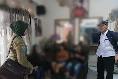 Diduga Salon Plus-plus, Satpol PP Pati Lakukan Razia
