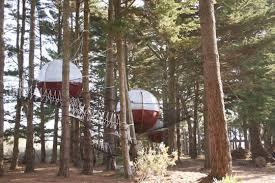 Les Nids du Parcabout Tree Hotel (Parcabout's Nests) – France