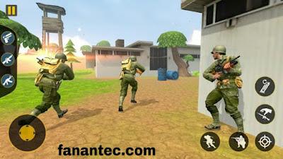 تحميل لعبة الجيش كوماندوز Army Commando 2020 مجانا للاندرويد