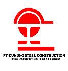 Lowongan Kerja PT Gunung Steel Construction