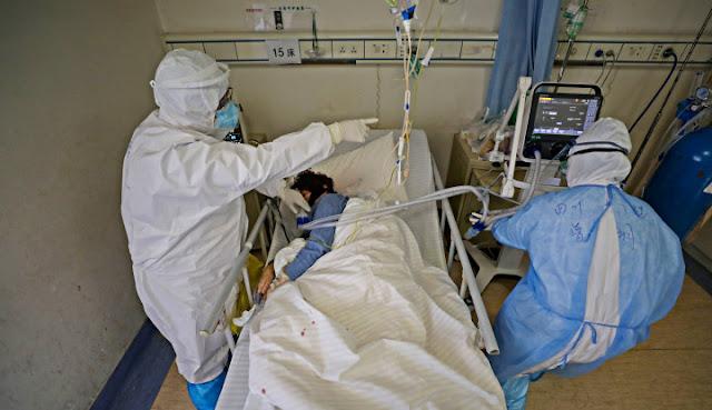 12 Dokter Indonesia Meninggal Akibat Covid-19