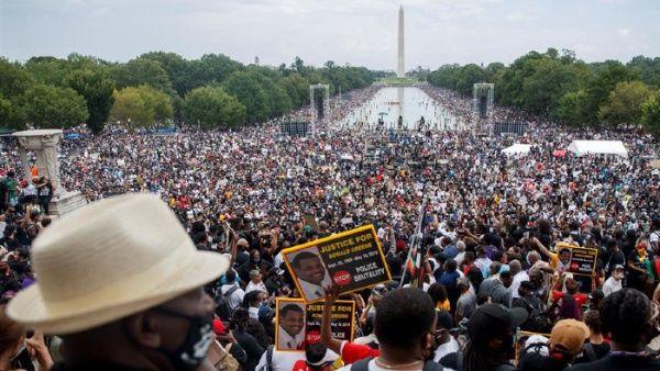 Continúan masivas protestas en EE.UU. contra la represión policial y el racismo