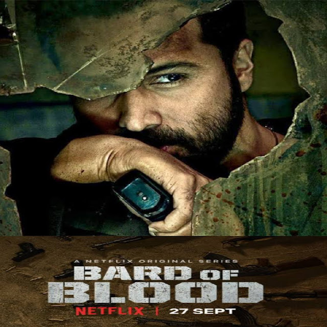 Bard of Blood by Netflix Web Series