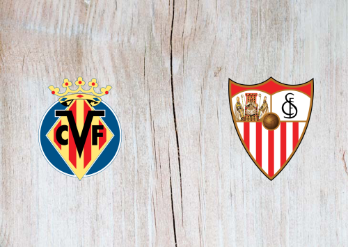 Villarreal vs Sevilla -Highlights 22 June 2020