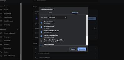Tips Menghapus Riwayat Pencarian di Google Chrome Ampuh 100%