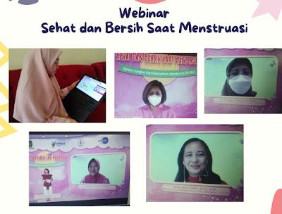 webinar hari kebersihan menstruasi 28 mei