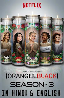 Orange Is the New Black Season 3 All Episode{1 to 13} In Hindi Dual Audio 720p WEB-HD