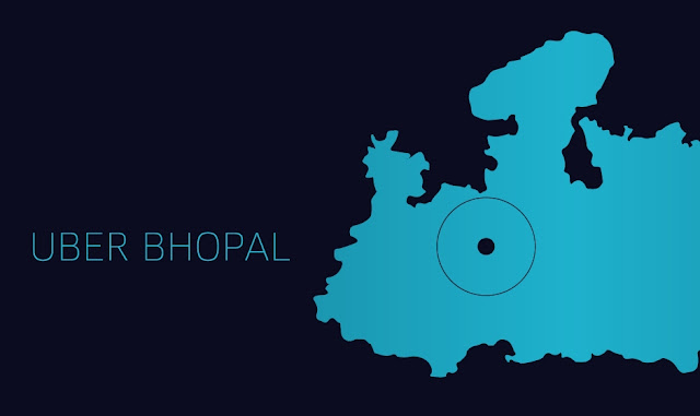 Uber free ride arrives in Bhopal Madhya Pradesh