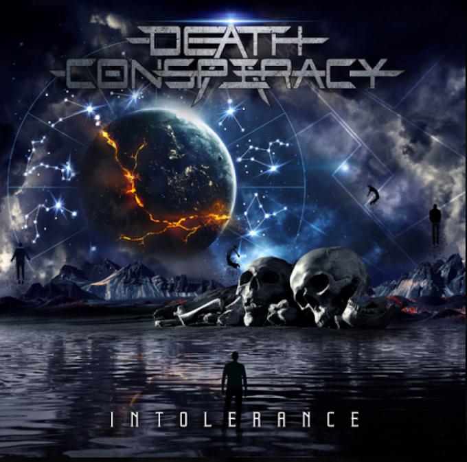 """Dissecando EP's #34: """"Intolerance""""  (2020) - Death Conspirancy"""