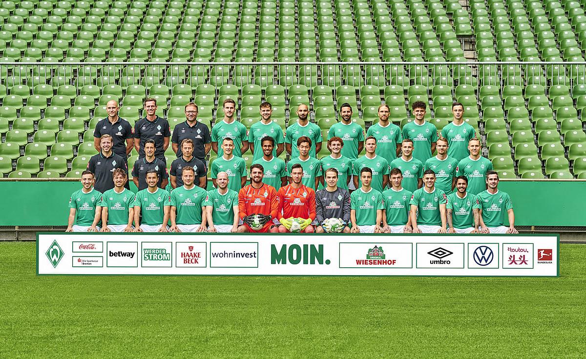 Jadwal Skuad Werder Bremen 2020