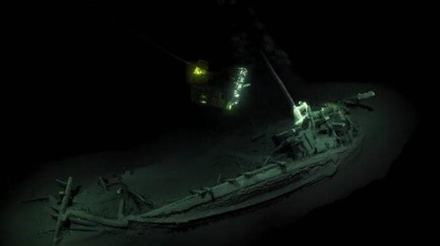 Το αρχαιότερο μέχρι σήμερα «άθικτο» ναυάγιο