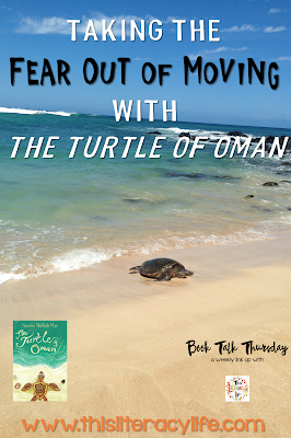 Moving far away isn't easy, but family can make all the difference. The Turtle of Oman helps young readers cope with moving far from home.
