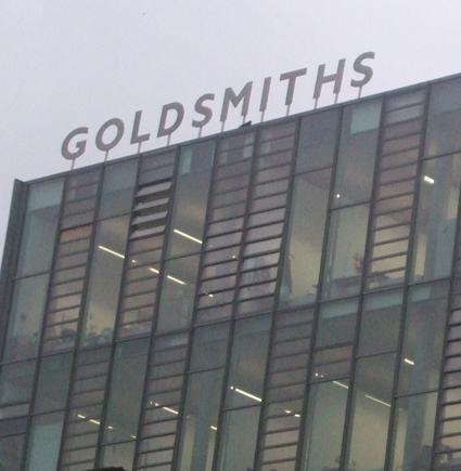 Goldsmiths University Room Booking