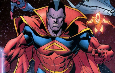 5 Superhero Marvel yang Mirip Superman