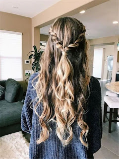 Long Hair Prom Hairstyles