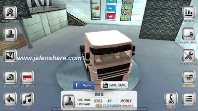 Download Euro Truck Driver Mod Apk