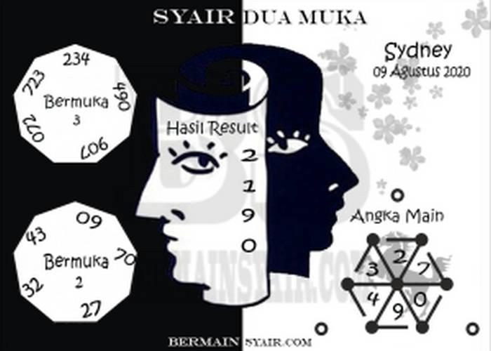 SYAIR SYDNEY ASIKTOTO