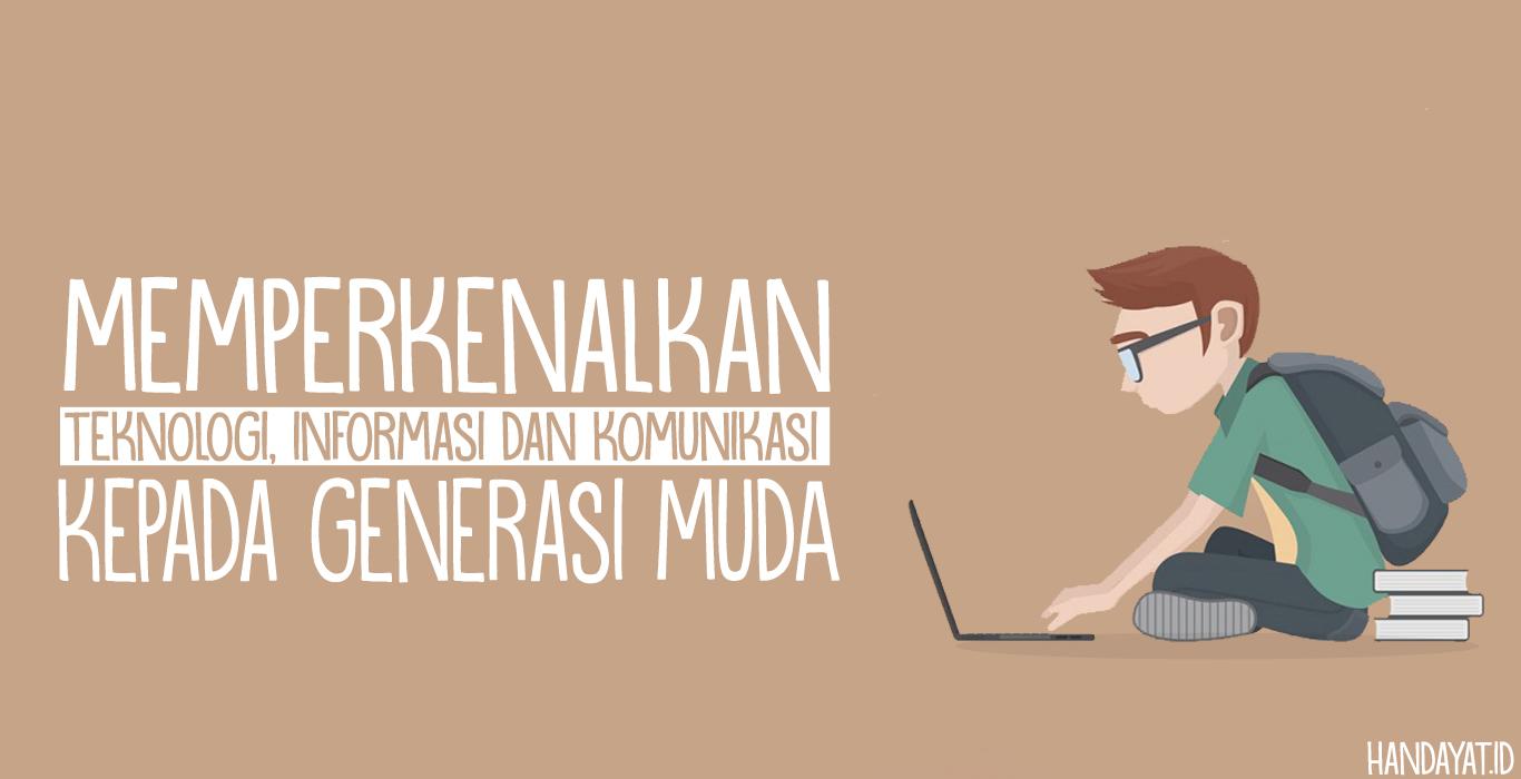 Membangun Indonesia melalui Teknologi, Informasi dan Komunikasi,Bisakah? 10