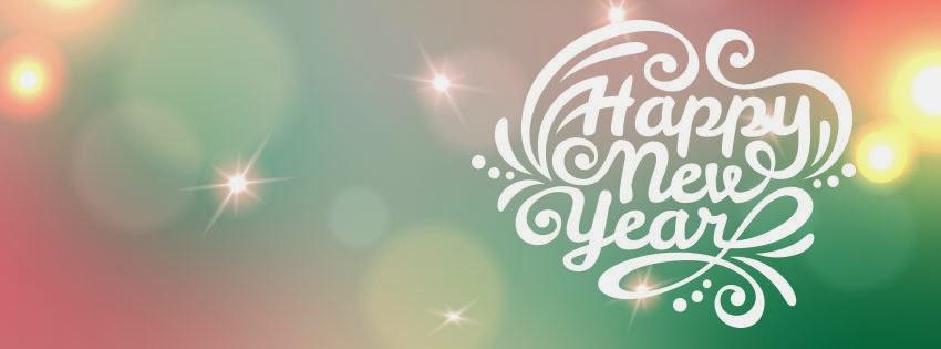 Ảnh bìa Facebook chúc mừng năm mới, Happy New Year 2016