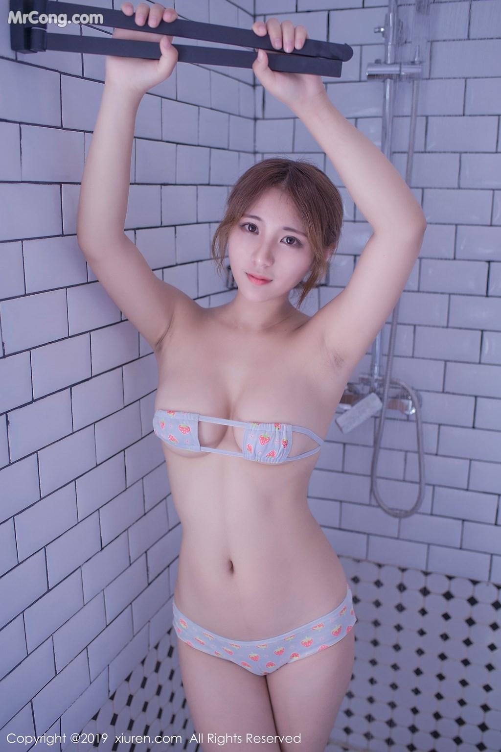 Image XIUREN-No.1383-Aimee-MrCong.com-030 in post XIUREN No.1383: 久久Aimee (46 ảnh)