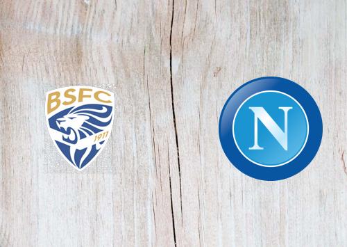 Brescia vs Napoli -Highlights 21 February 2020