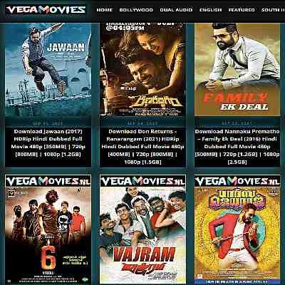 Vegamovies vip latest movies