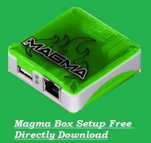 Free Download magma box setup and USB driver