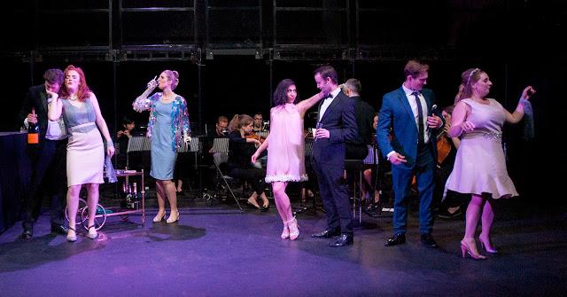 Verdi: La Traviata - Hampstead Garden Opera - (photo © 2018 Laurent Compagnon)
