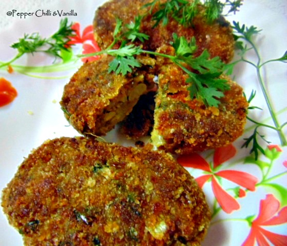how to make mince meat cutlets