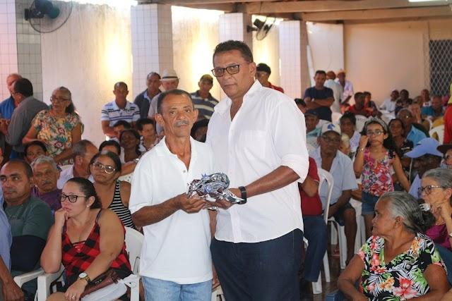 STR realiza Reunião mensal e homenageia aos pais agricultores de Elesbão Veloso